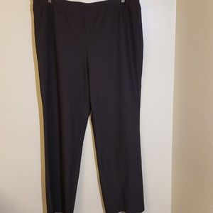 Eileen Fisher Woman Stretch Pants